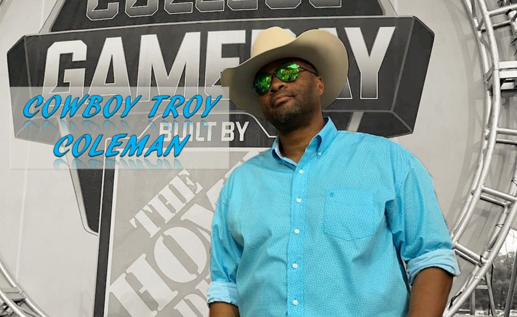 Cowboy Troy Coleman hick hop country music triplets father big and rich