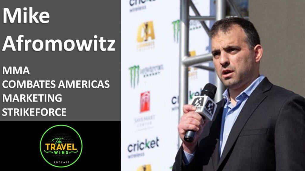 Mike Afromowitz mma combates americas marketing strikeforce