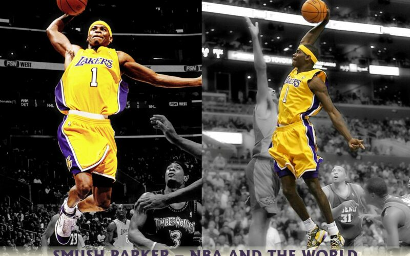 Smush Parker NBA and the World
