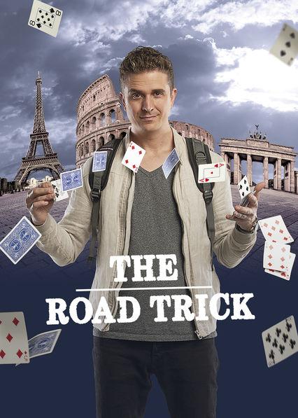 Adam Trent magic magician the road trick illusionist 2