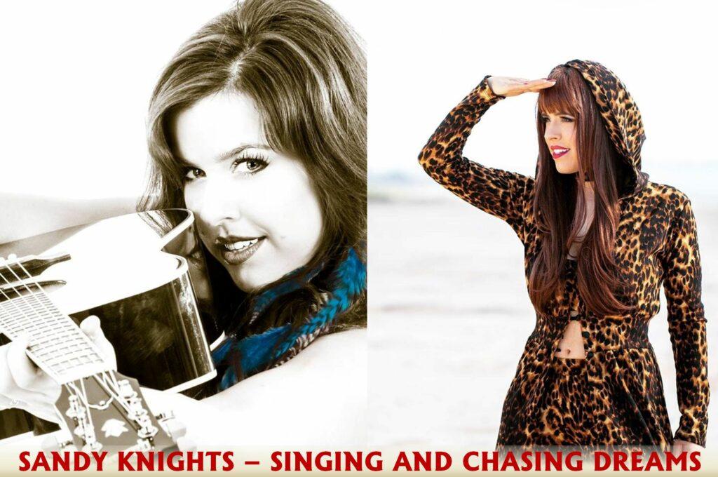 Sandy Knights singer