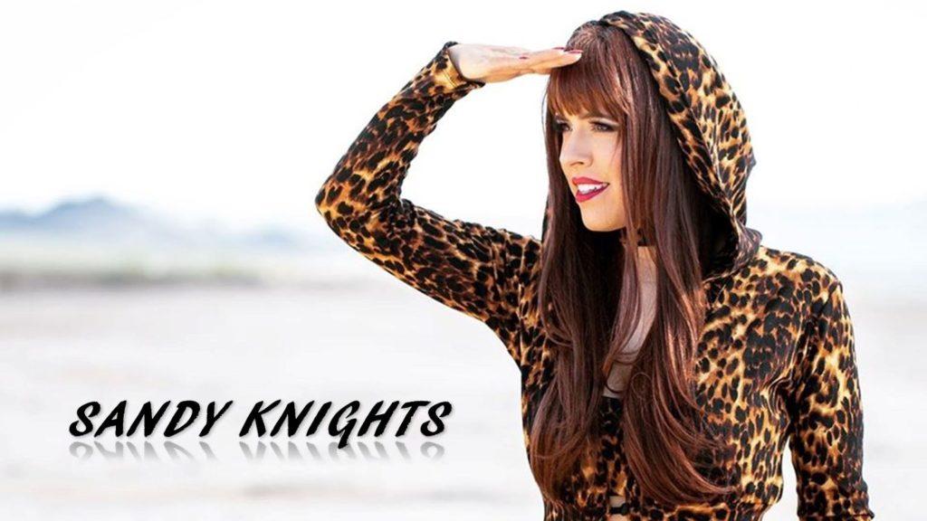 Sandy Knights singer las vegas shania rock band McClung Photography