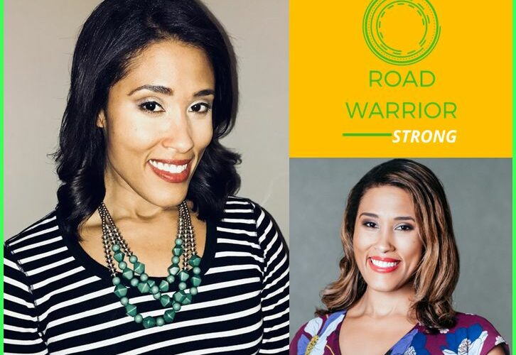 Tanya Stanfield - Road Warrior Strong