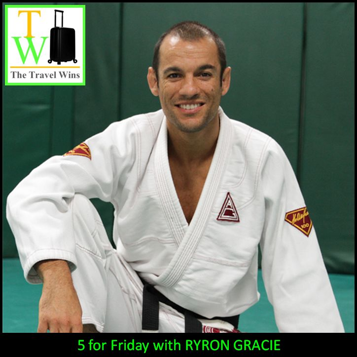 5 for Friday with Ryron Gracie