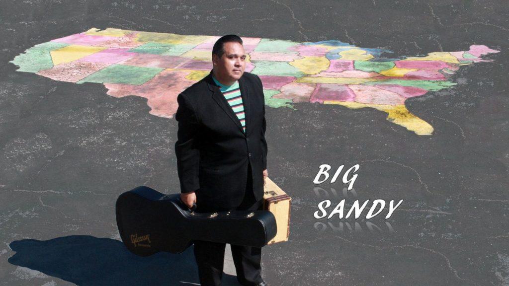 Big Sandy rockabilly hall of fame singer musician