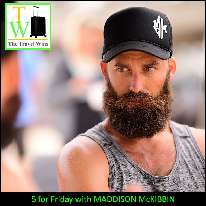 Maddison McKibbin podcast business travel volleyball bearded brother riley USC beach AVP