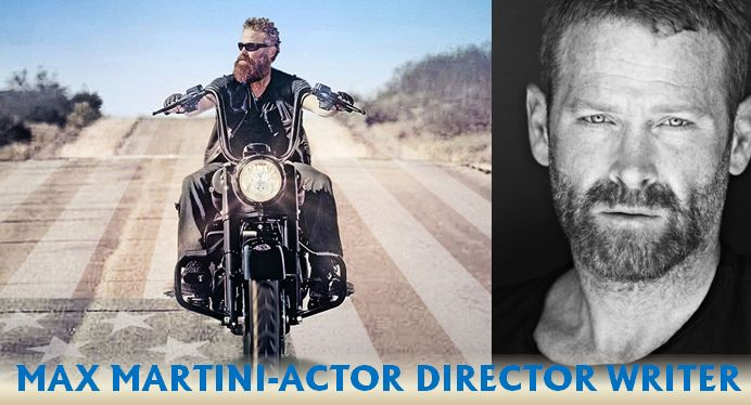 Max Martini saving private ryan 50 shades 13 hours pacific rim actor director writer