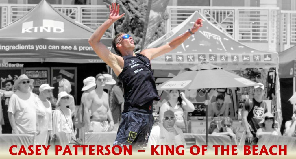 Casey Patterson beach volleyball AVP family mormon