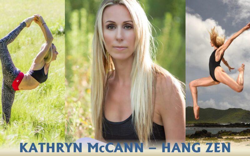 Kathryn McCann hang zen corporate yoga yogi san diego hawaii texas
