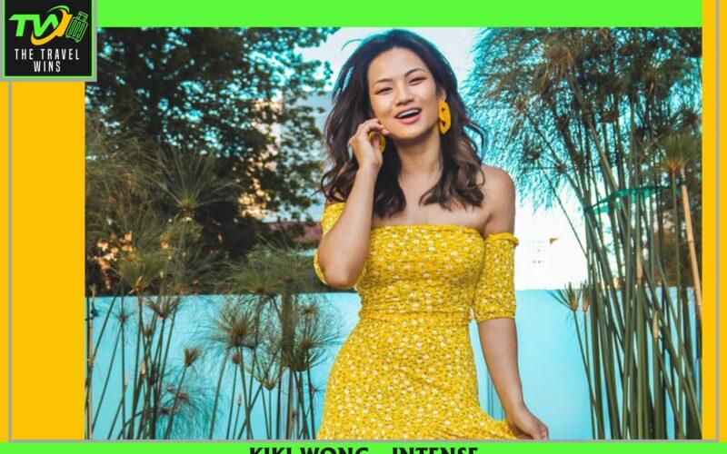 Kiki Wong podcast nylon pink guitar music uci korean