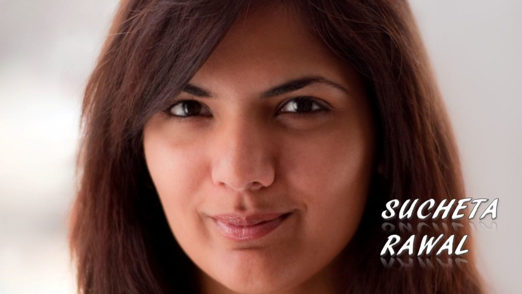 Sucheta Rawal go eat give author foodie sustainable wife