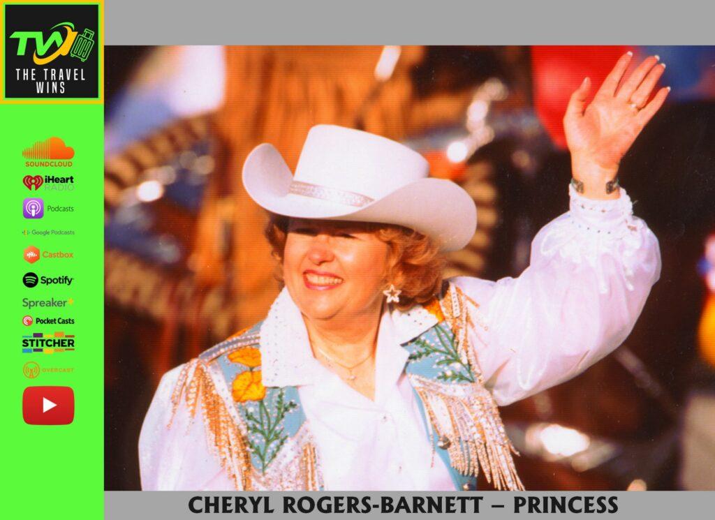 Cheryl Rogers Barnett roy rogers cowboy western movies