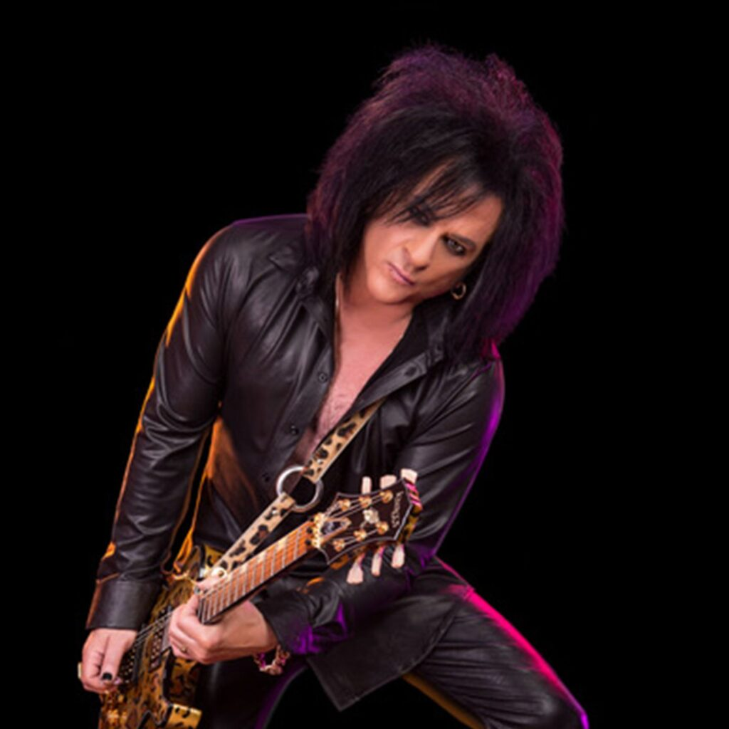 Steve Stevens guitar guitarist billy idol rebel yell