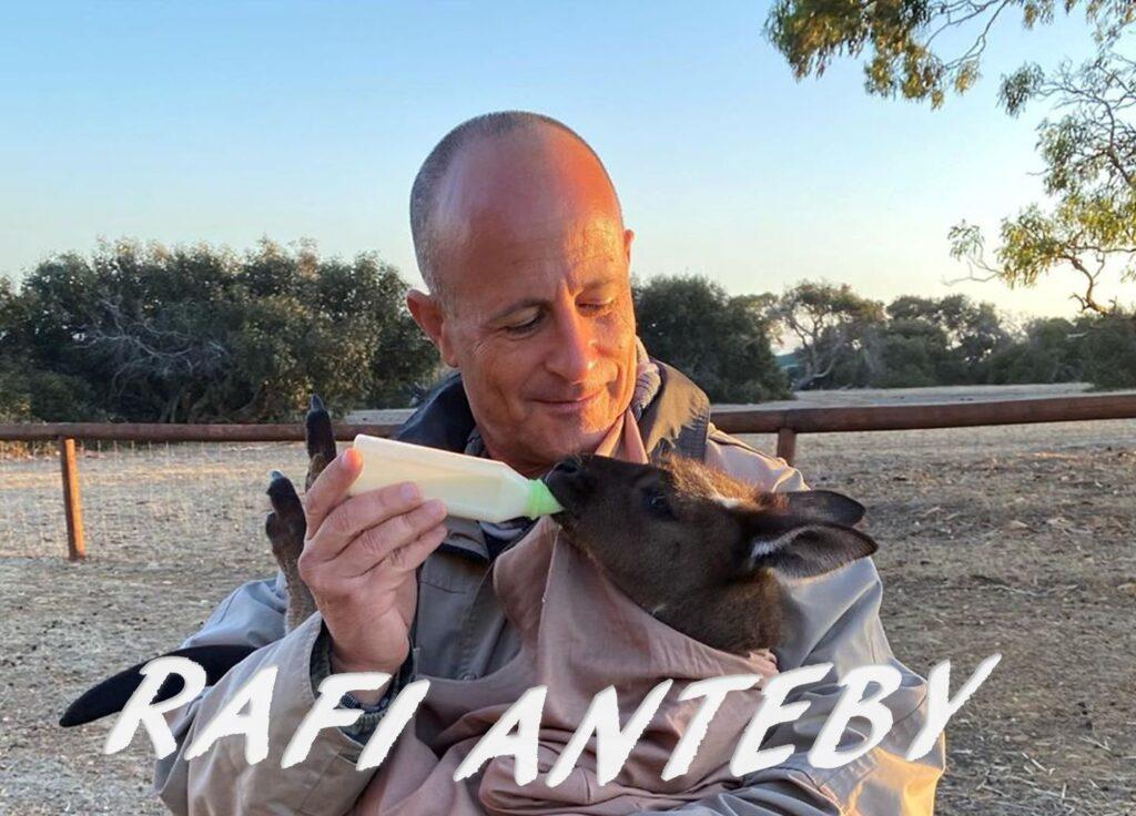 Rafi Anteby australia domino bullets4peace reloading gala