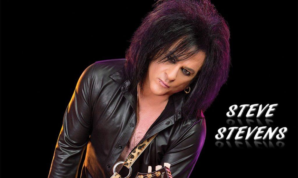 Steve Stevens guitarist grammy billy idol top gun