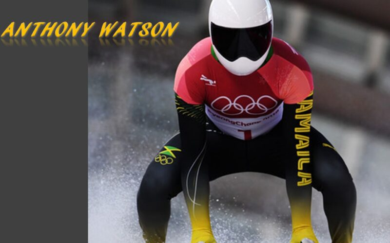 Anthony Watson Skeleton Olympics Jamaica caribbean