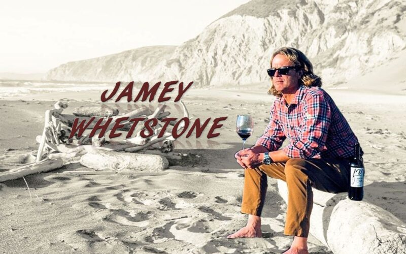 Jamey Whetstone Fresh Vine Wine Napa California winery