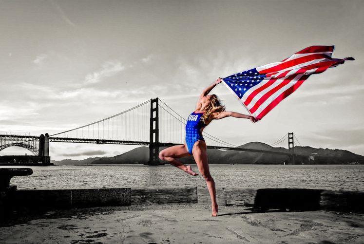 Mariya Koroleva olympics Stanford swimming