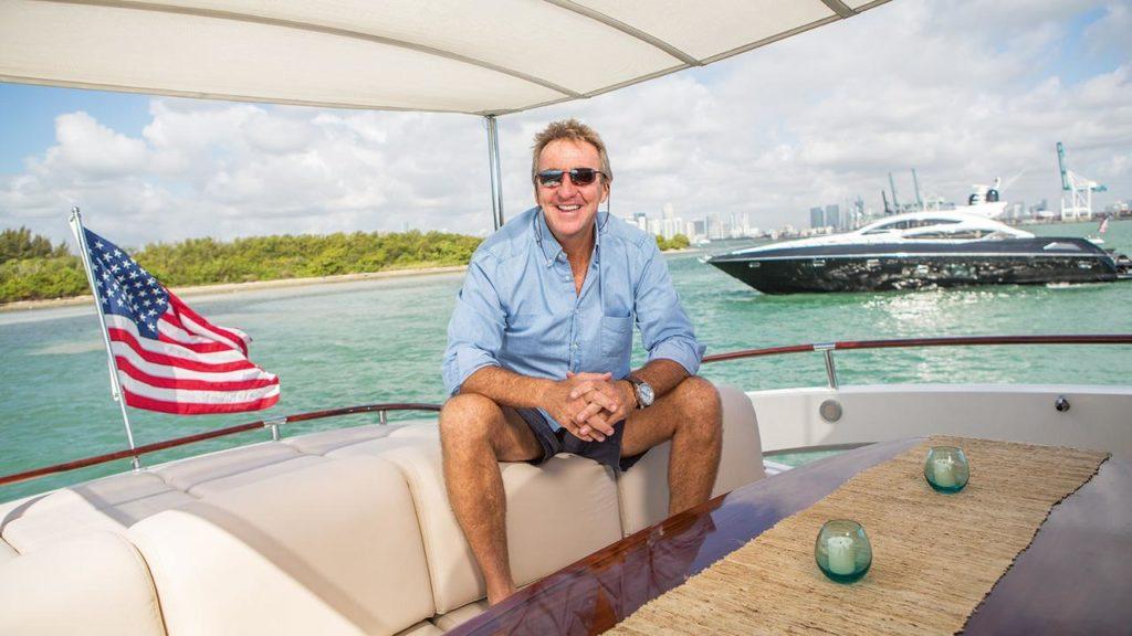 Bobby Genovese developer yacht polo entrepreneur family 1