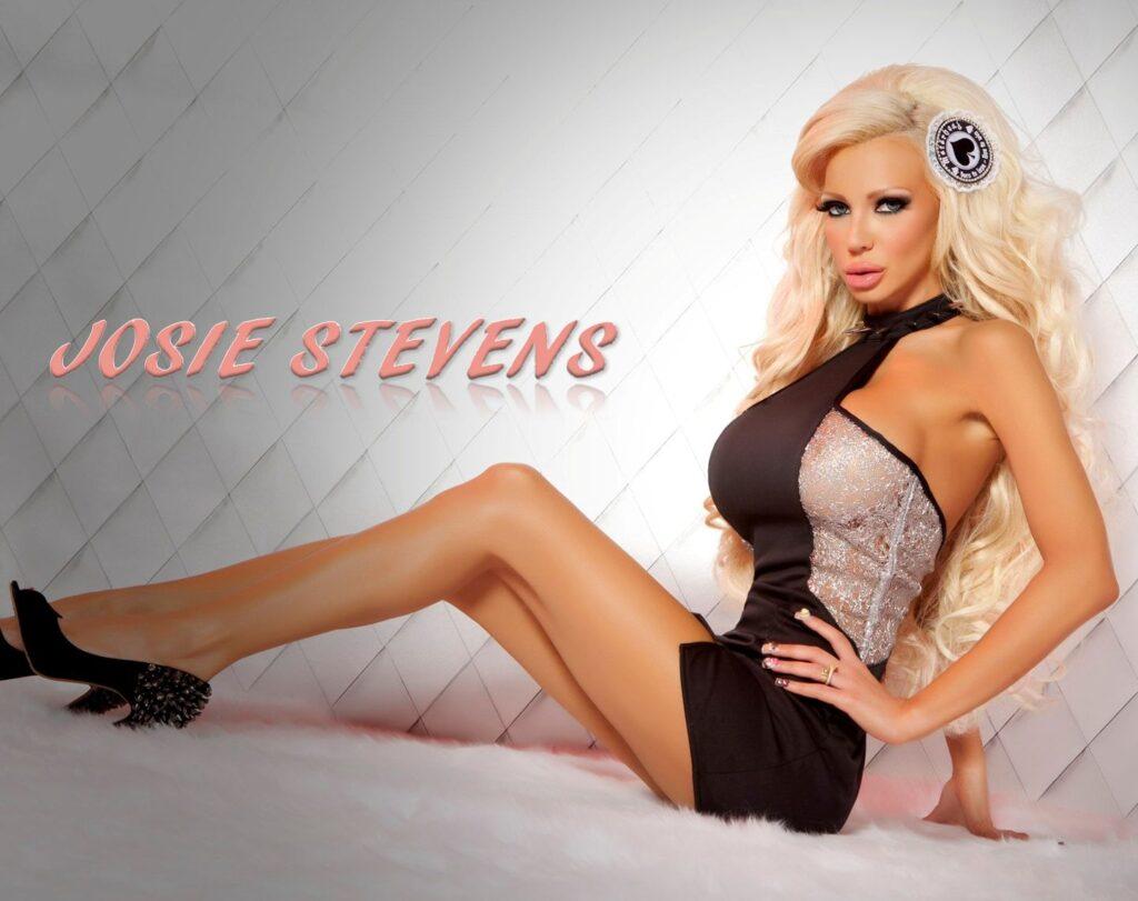 Josie Stevens Steve Stevens billy idol rockstar manager lingerie
