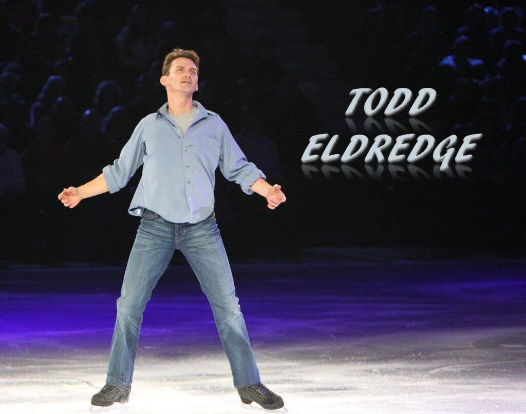 Todd Eldredge olympian ice skating olympics world