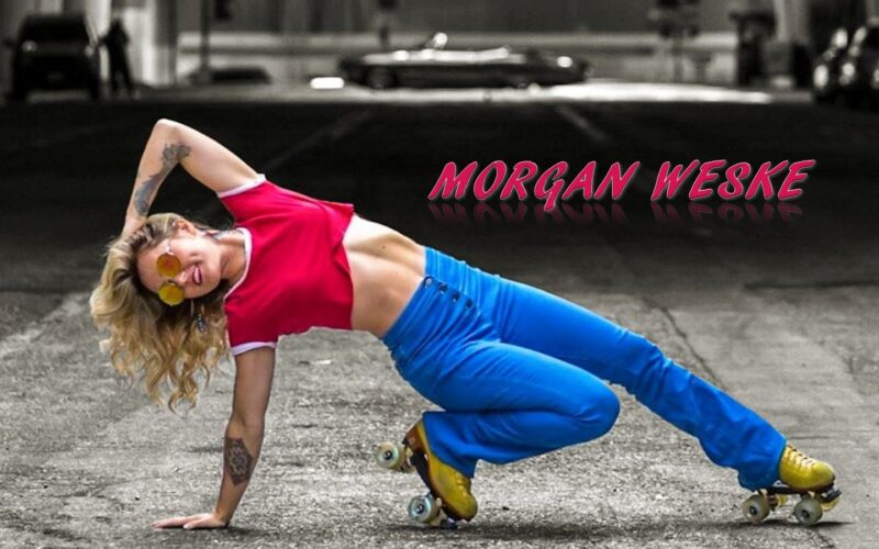 Morgan Weske roller skater dancer choreographer