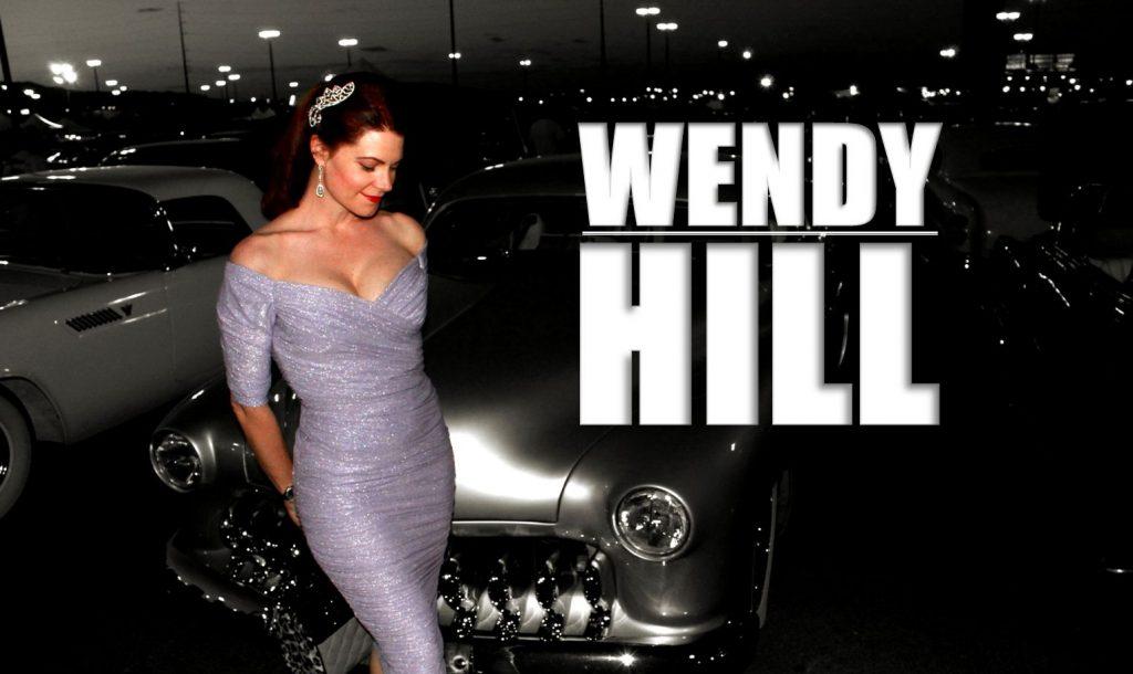 Wendy Hill las vegas cocktail waitress pinup the strip
