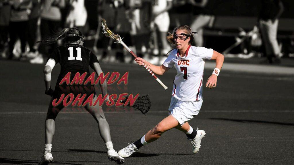 Amanda Johansen lacrosse usc hofstra coach pwll team usa website