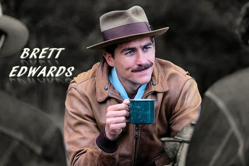 Brett Edwards actor writer cowboy kentucky editing screenwriter