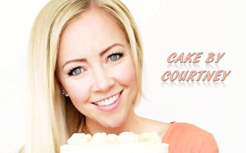 Cake By Courtney courtney rich cakes entrepreneur utah teacher