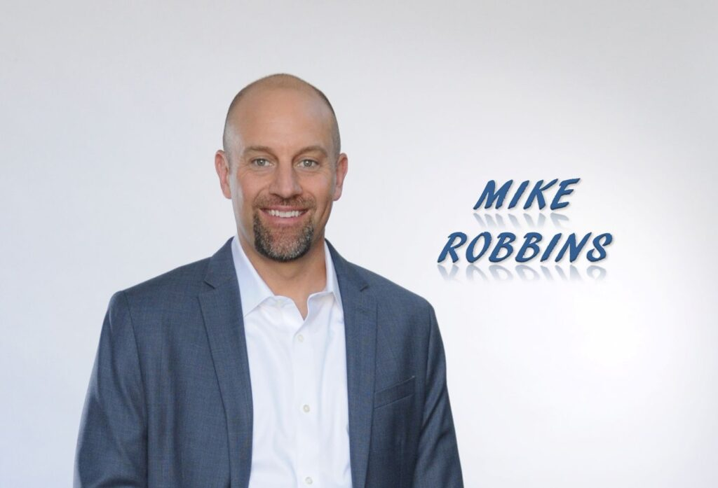 Mike Robbins public speaker motivation baseball california