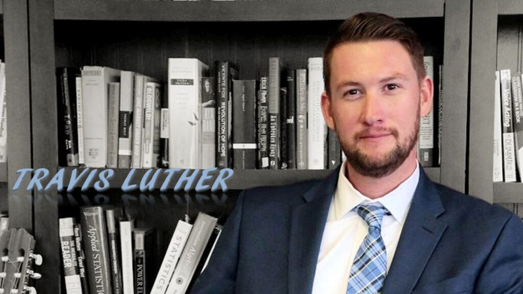 Travis Luther WEBSITE lawfather legal pillows speaker author podcaster