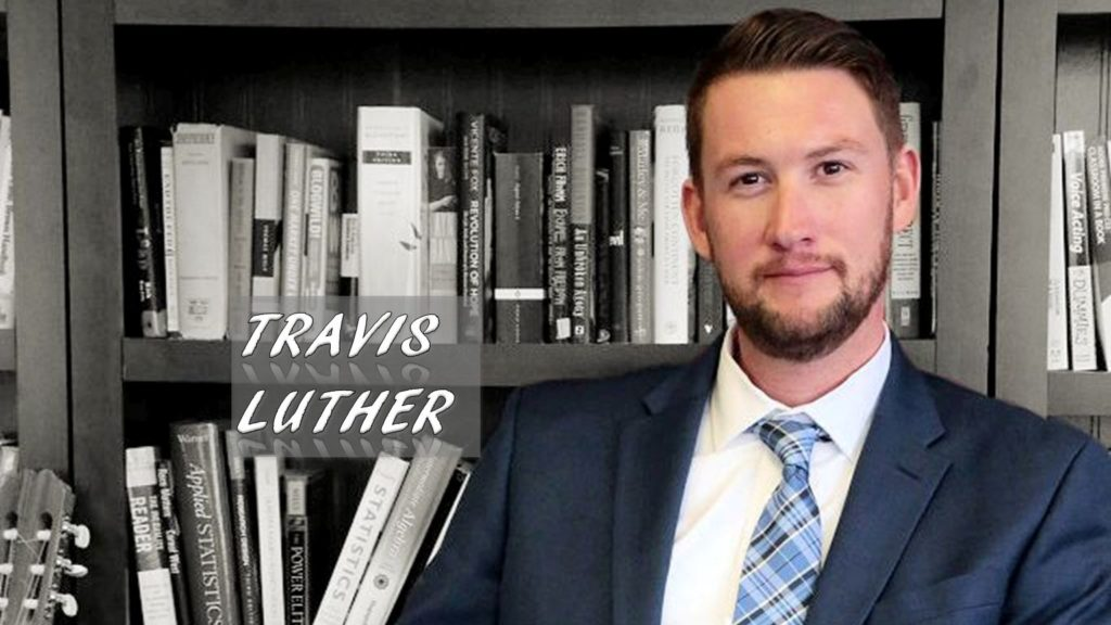 Travis Luther lawfather legal pillows speaker author podcaster