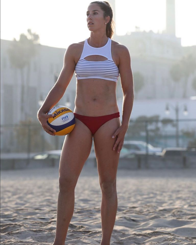 Traci Callahan AVP beach volleyball 4