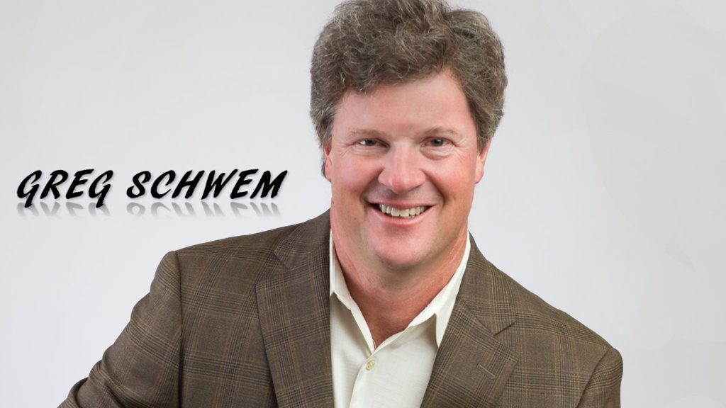 Greg Schwem comedian corporate entertainer speaker family man