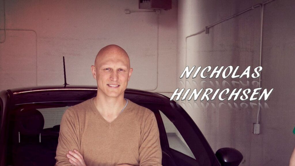 Nicholas Hinrichsen fintech stanford silicon valley withhclutch