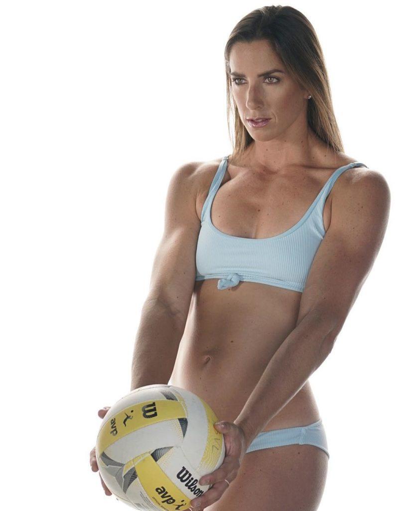 Traci Callahan AVP beach volleyball 3