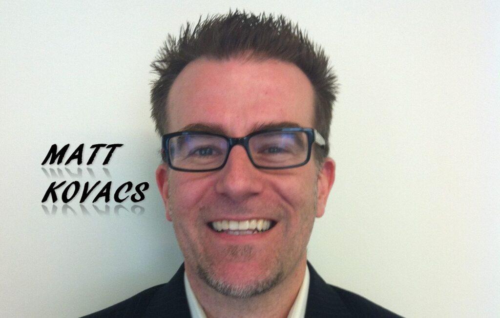 Matt Kovacs blaze pr public relations strategist experience