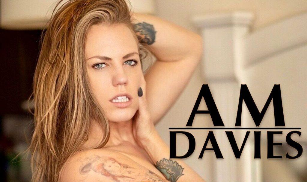 AM Davies pole dancer the queen of sexy amputee yesastripper WEBSITE