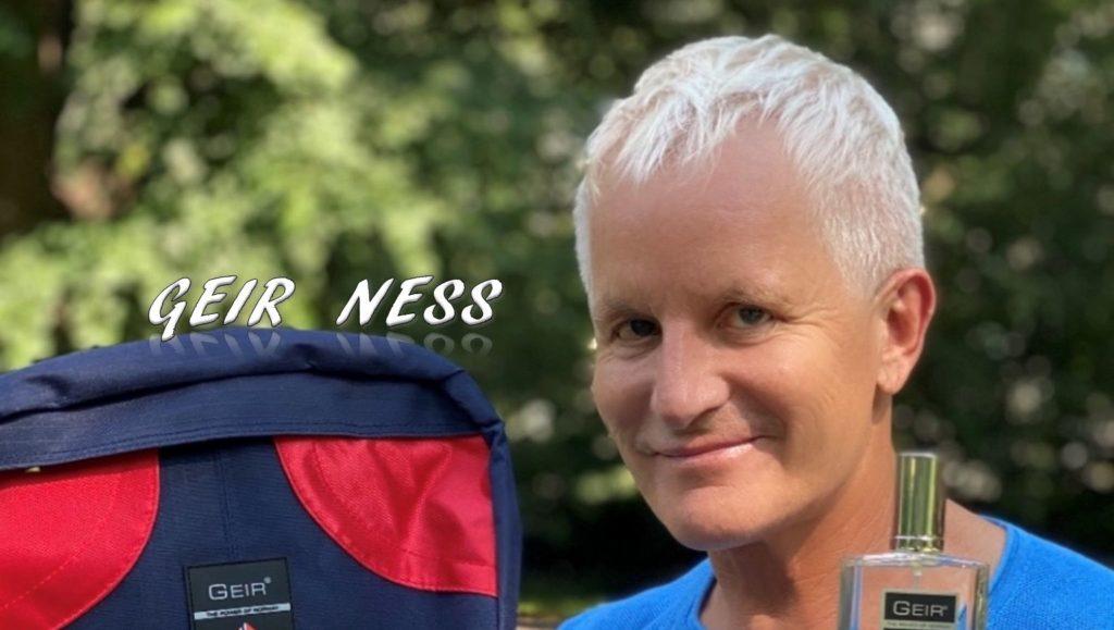 Geir Ness fragrance entrepreneur norway scent