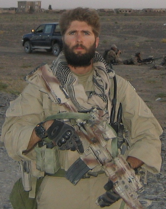 Jason Redman afghanistan navy seal purple heart