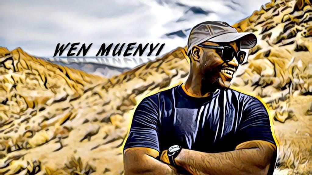 Wen Muenyi hercleon clothing cameroon entrepreneur