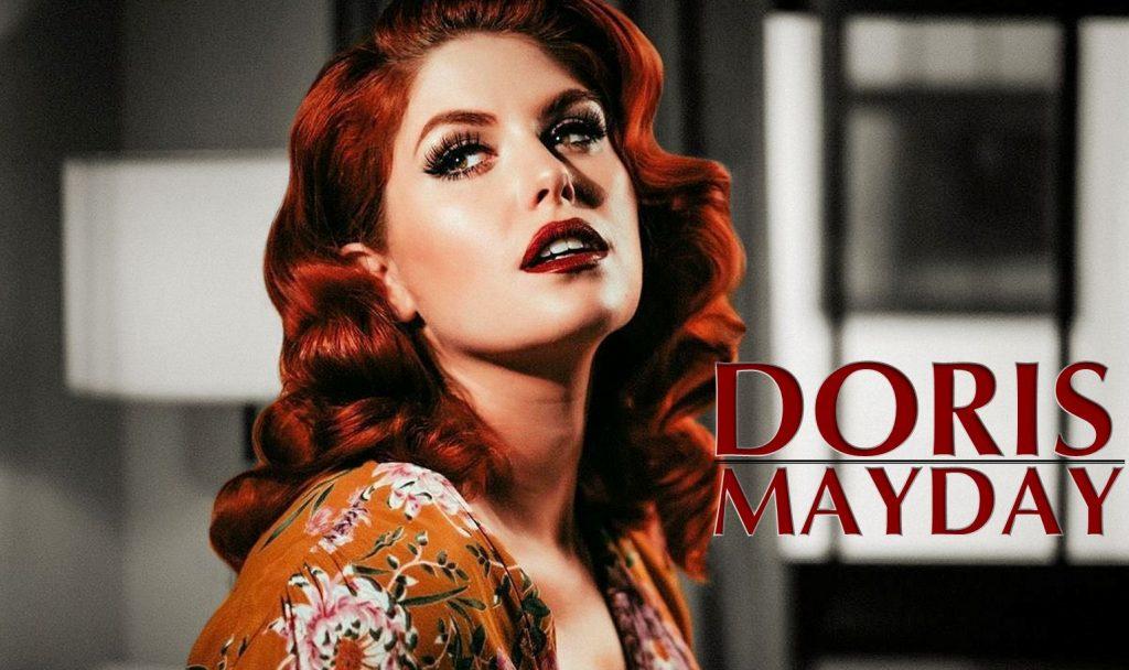 Doris Mayday living dapper day