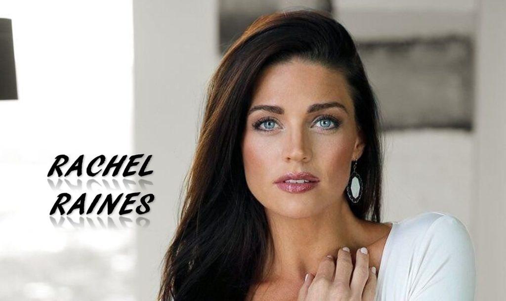 Rachel Raines model mom beating cancer