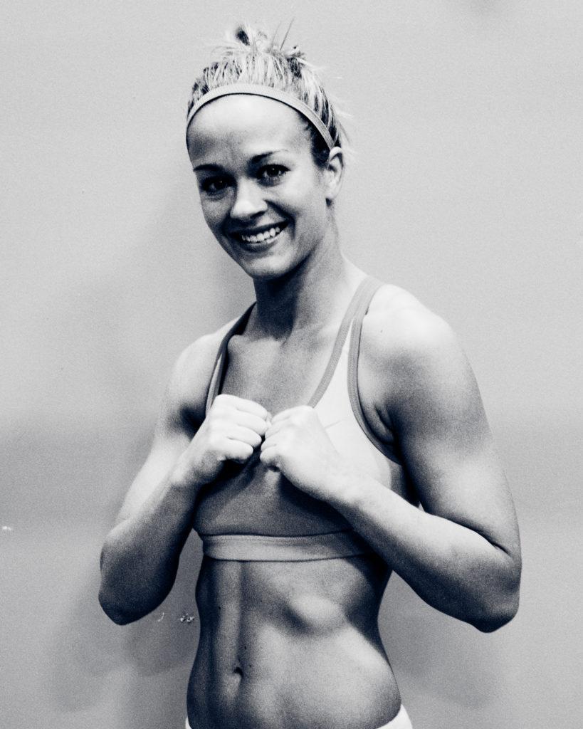 Laura Sanko fight