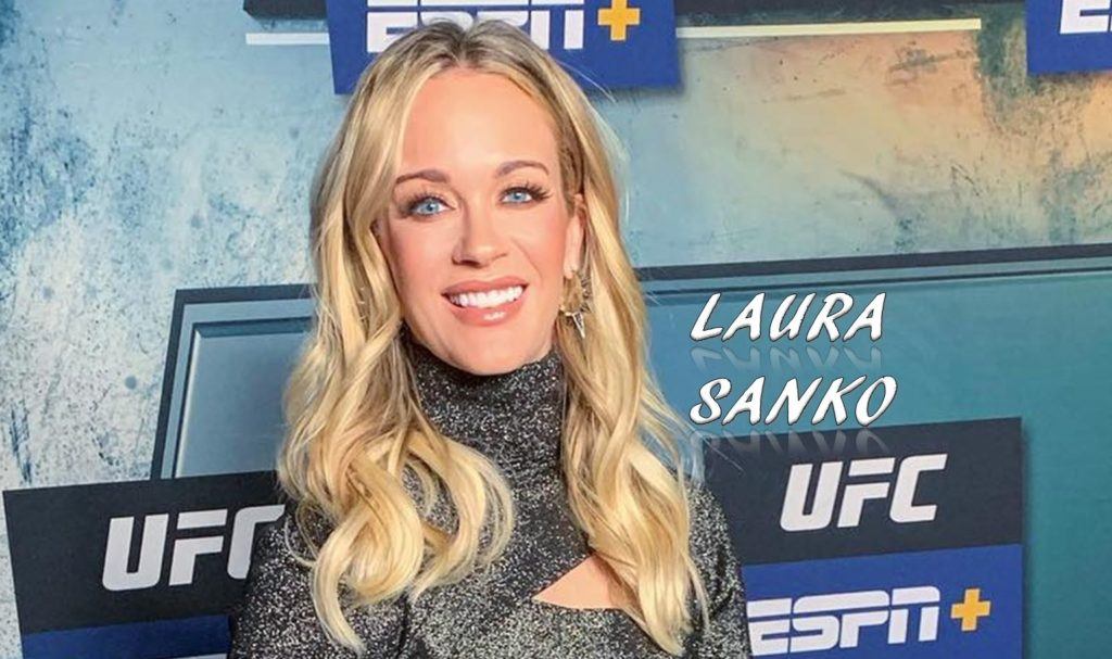 Laura Sanko fighter to commentator