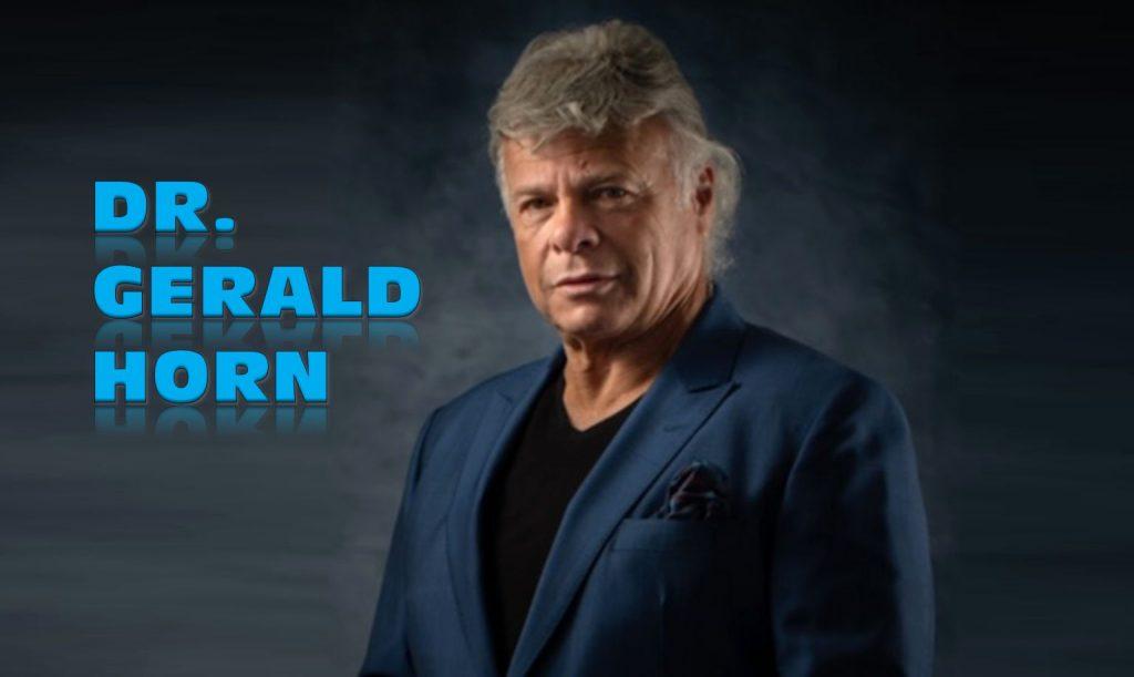 Dr Gerald Horn breinfuel cerebral beverage podcast interview hellmuth