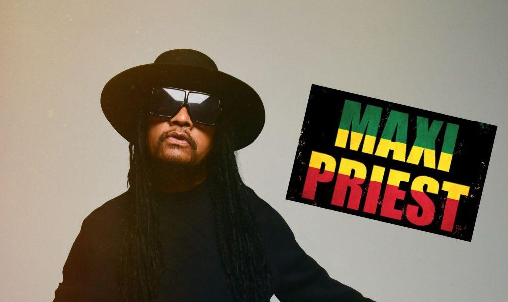 Maxi Priest reggae for decades grammy love london england jamaica