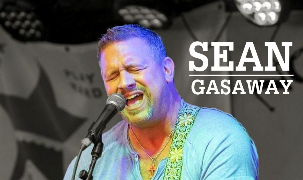 Sean Gasaway The Sizzling Sound of Bacon cowboy troy mickie james nashville country singer songwriter