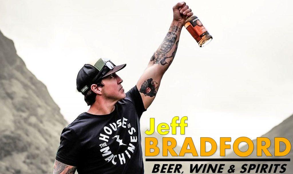 Jeff Bradford beer wine spirits youtube content creator military